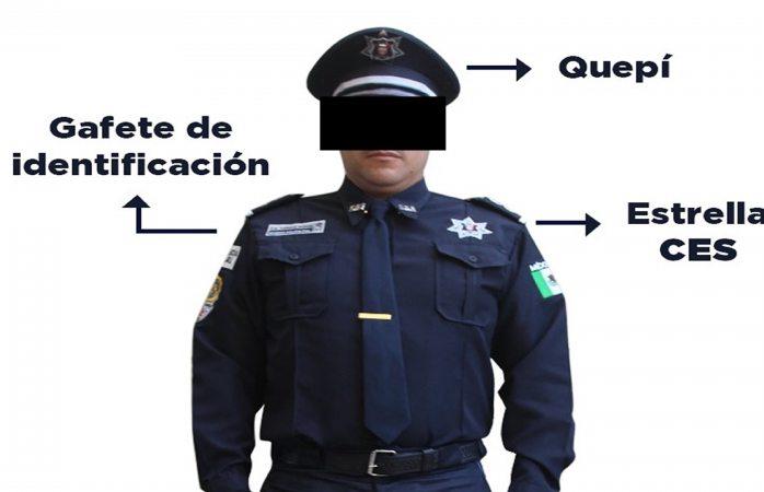 Rechaza director de tránsito nuevos uniformes de agentes