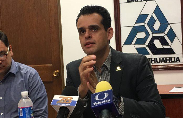 Empresarios nominan en tercer lugar a Chihuahua en deuda pública, dinero prófugo e inseguridad