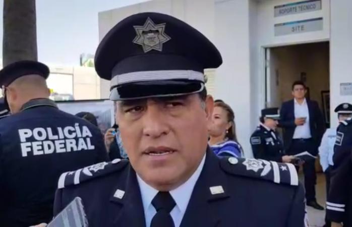 Detecta policía federal mas de 100 objetivos en el estado