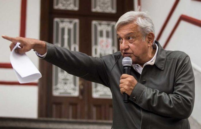 Vil venganza multa de 197 mdp del INE a Morena: López Obrador