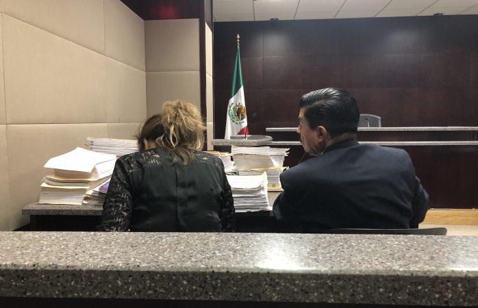 Pide Mp prorrogar la prisión preventiva para Sergio Medina