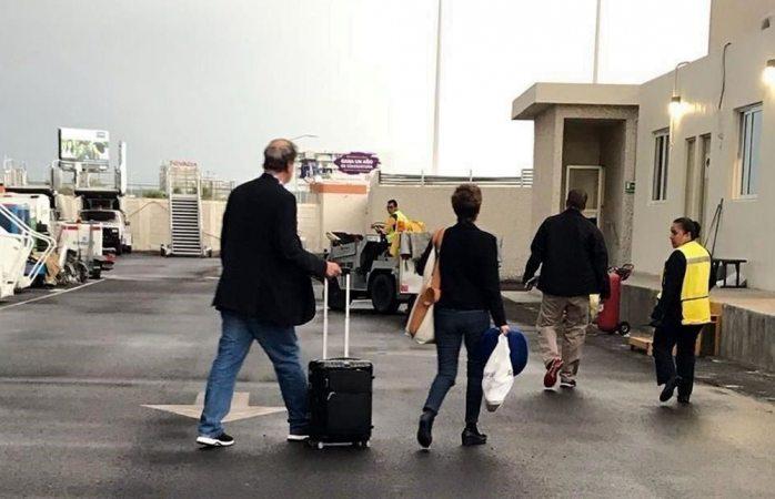 Tenía ganas de ir al baño: Fox ante evasión de aduana