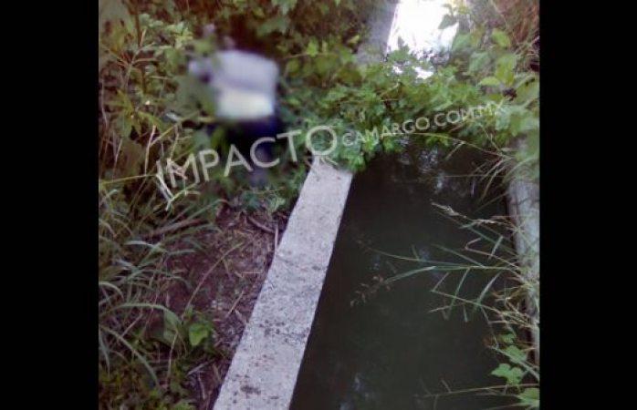 Hallan muerto a adulto mayor en Camargo
