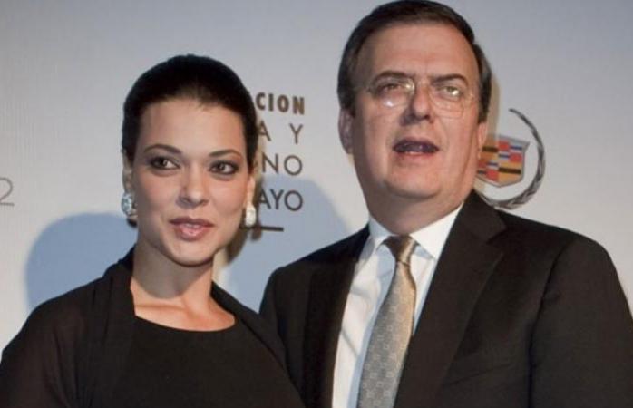 Hija de Marcelo Ebrard, colapsó las redes