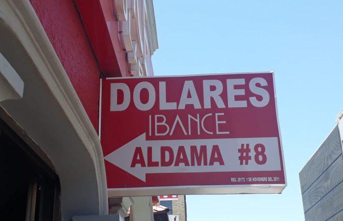 Venta del dólar en $19.10 este viernes