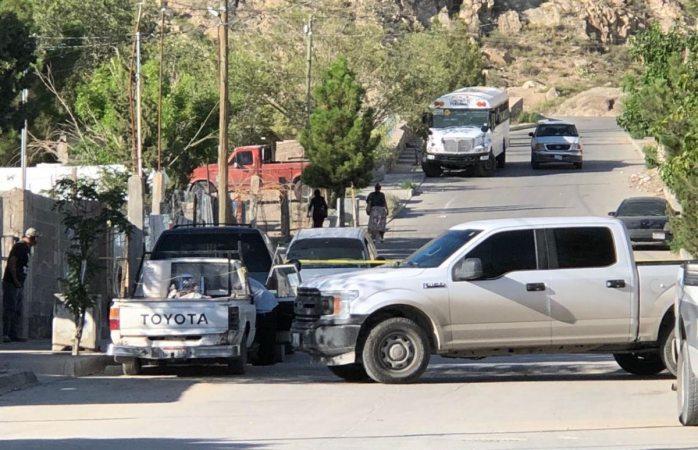 Hallan encobijado en Juárez