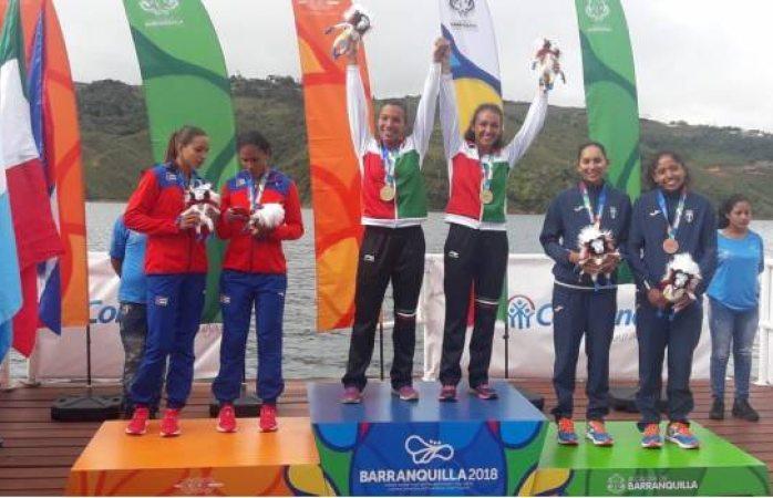 Siguen cayendo medallas para México en Centroamericanos
