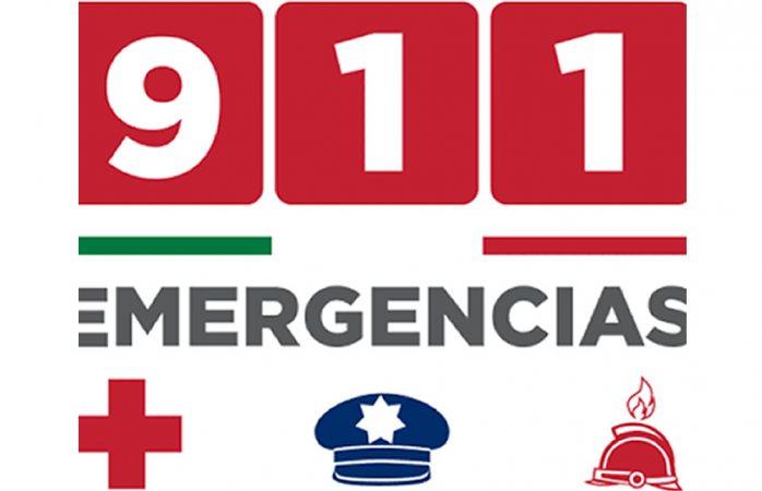 Opera con normalidad el número de emergencia 911