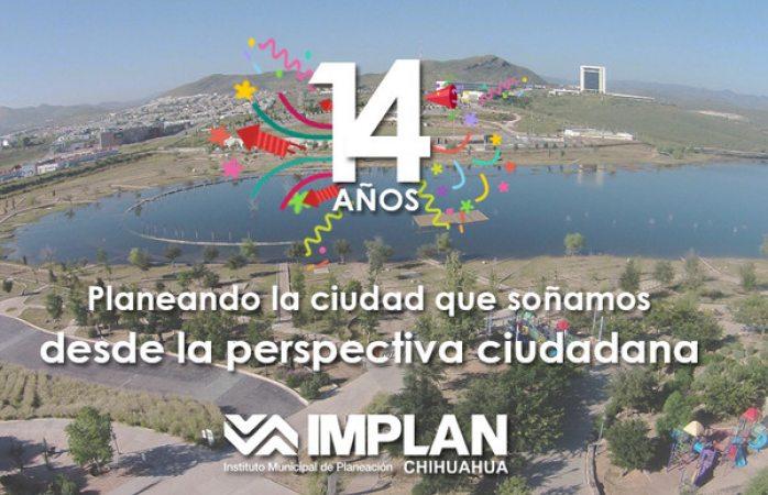 Celebra Instituto Municipal de Planeación de Chihuahua XIV aniversario