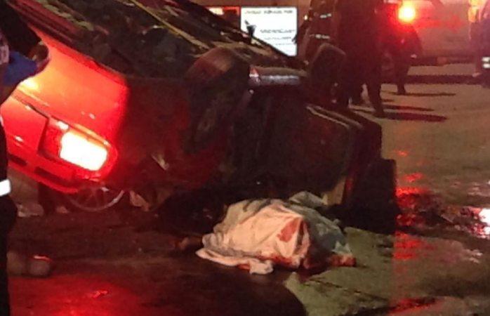 Mueren jóvenes por exceso de velocidad en Juárez