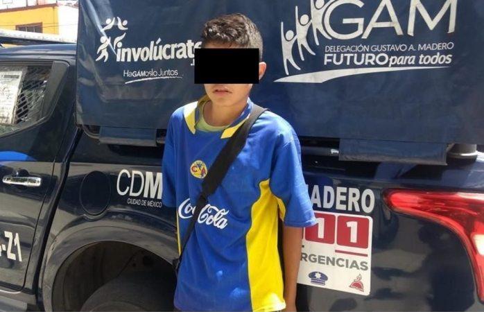 Cobraba menor de 13 años rescate de niño secuestrado