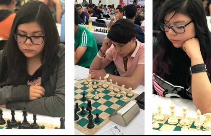 Piden apoyo para jóvenes que van a mundial de ajedrez