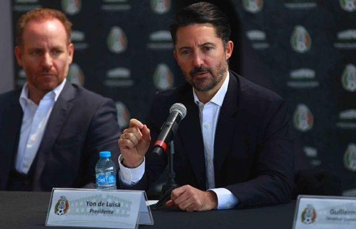 Sigue en vilo el futuro de Osorio en la selección de México