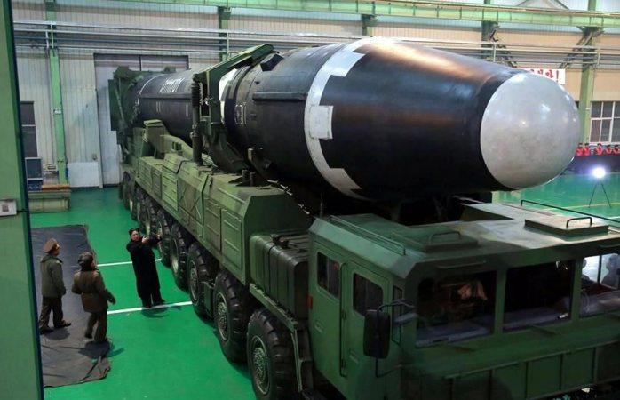 Estados Unidos sospecha que Corea del Norte construye nuevos misiles