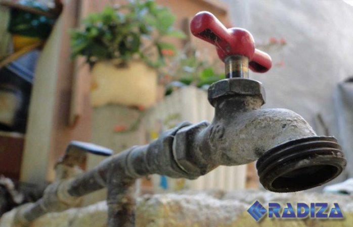 También ciudad Camargo sufre sin agua
