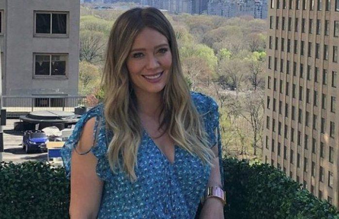 Hilary Duff anuncia su segundo hijo y lo hizo de esta forma