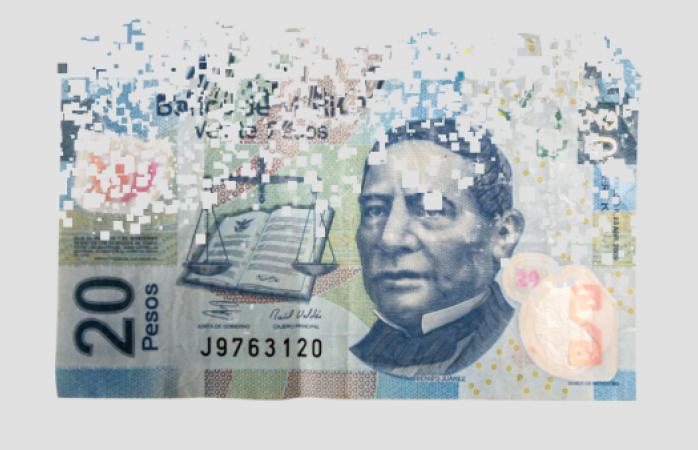 El dólar se dispara a 20.75 pesos en bancos