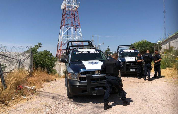 Genera movilización policiaca supuesto cadáver en la avenida Carranza