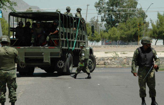Acusan a militares ante la Corte Penal Internacional por crímenes en Chihuahua