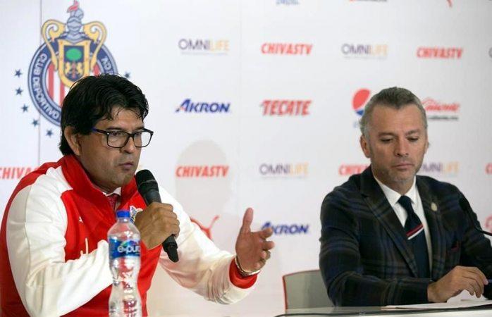 Cardozo, nuevo técnico de Chivas