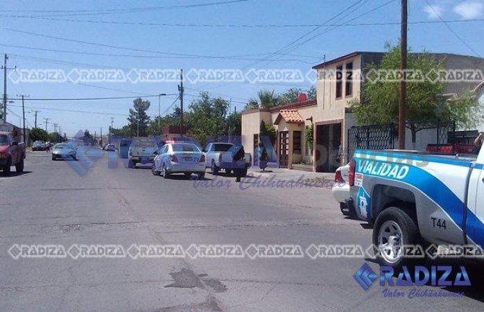 Atropella y mata a su abuela en Delicias