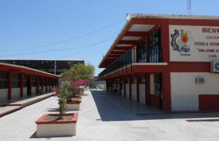 Salió al recreo y una bala le perforó la espalda en Reynosa