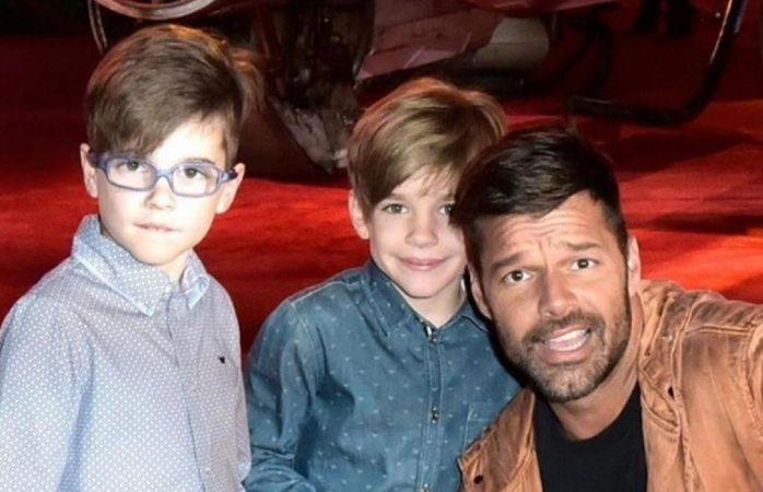 Ricky Martin quiere que sus hijos sean gay