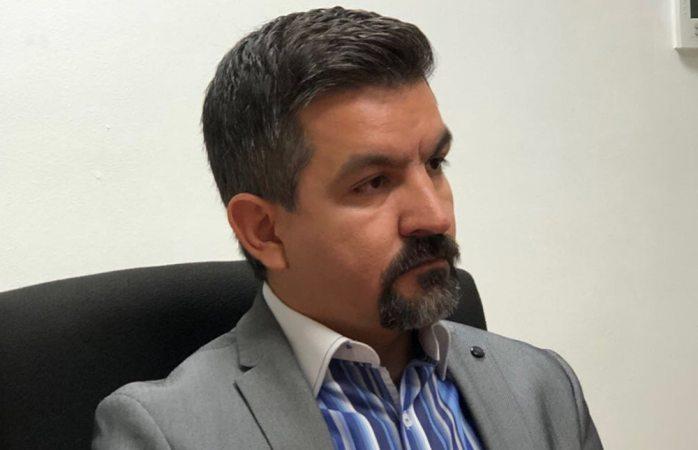Imposible resguardar unidades oficiales: Jorge Nava
