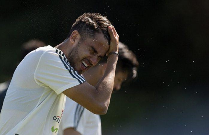 Diego Reyes es baja del Tri para el mundial