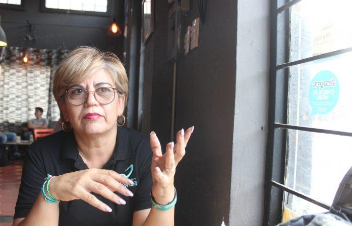 Trabaja Esther Judith en campaña por el bien de la mujer