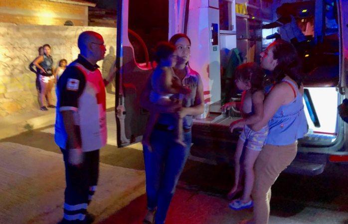 En Vivo: explosión de tanque deja 3 lesionadas en Barrio de Londres