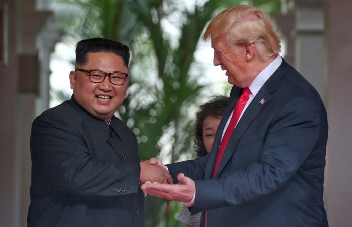 Nominan a Trump para nobel de la paz