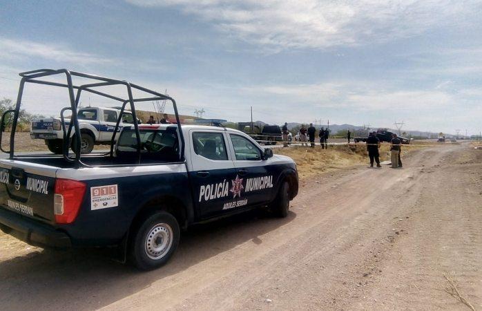 Hallan muerto en rúa a Delicias en km 200