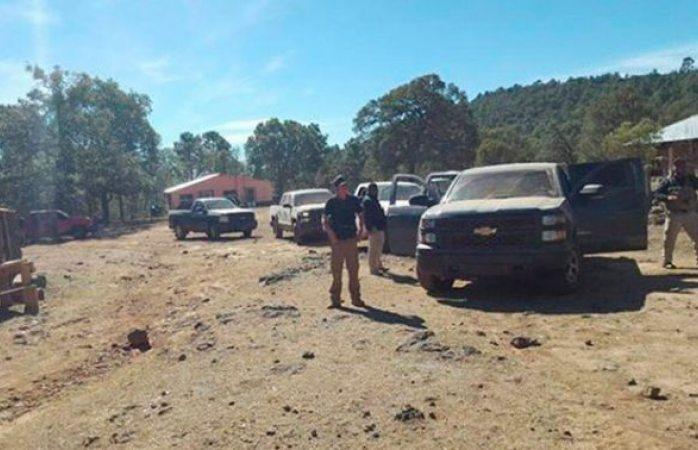 Ejecutan a dos barzonistas en Namiquipa
