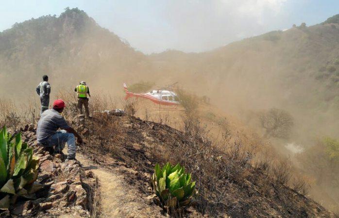 Siguen estudios ambientales por derrame en mina Río Tinto