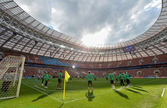 Hoy inicia el mundial con juego de Rusia vs Arabia Saudita