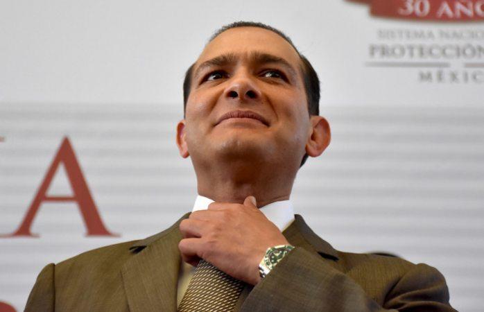 Exfiscal de Duarte vio triunfo del Tri antes de ser detenido