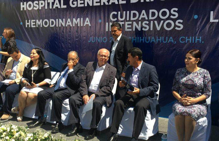 Encabeza José Narro festejos por 30 aniversario de hospital general