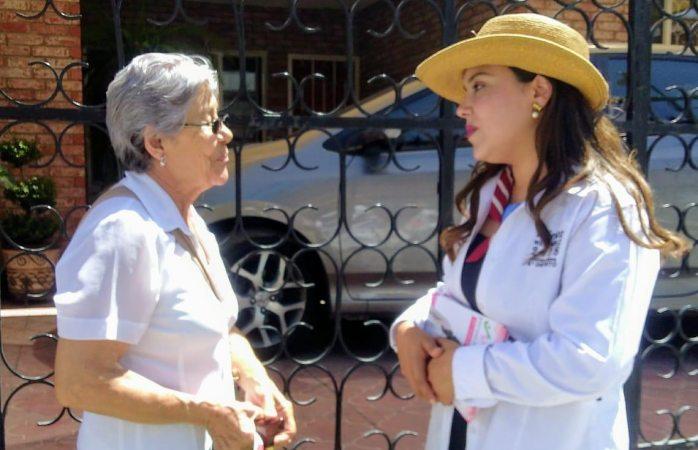 Seré la voz de las mujeres en el Congreso de la Unión: Mónica Meléndez