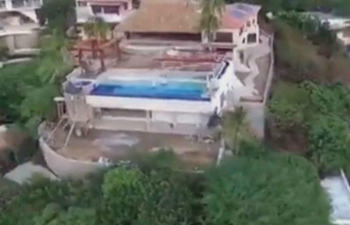 Romero Deschamps construye mansión de 6.4 mdd en Acapulco