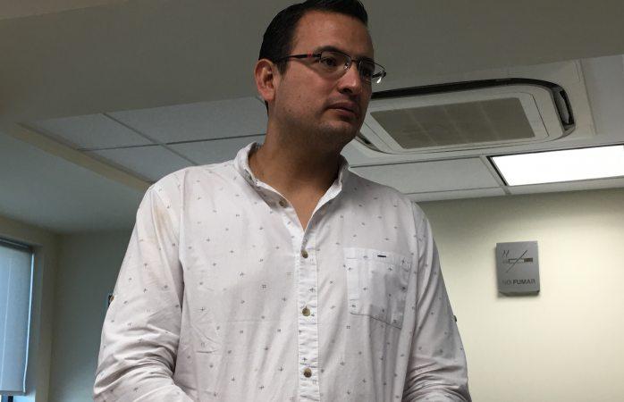 Invita alcalde a candidatos a conocer cámaras de seguridad