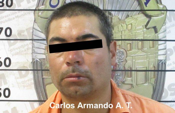 Detienen a presunto secuestrador en rúa a Juárez
