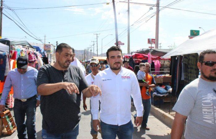 No habrá amnistía para ningún político corrupto: Marcelino