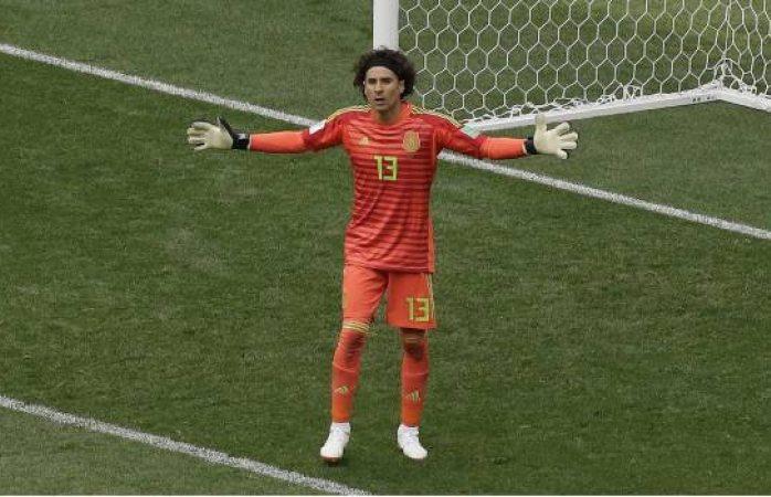 Osorio sentaría a Ochoa en partido contra Corea del Sur