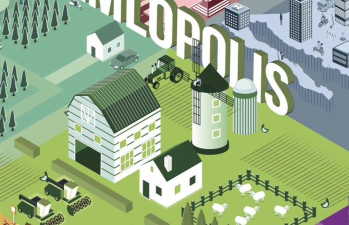 Morena presenta Amlópolis, proyecto de Desarrollo Social