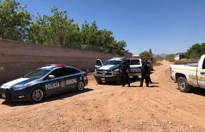 Falsa alarma sobre reporte de dos muertos dentro de pick up