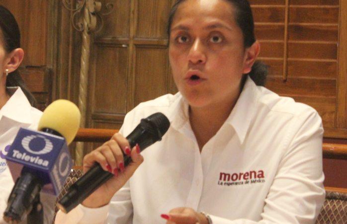 Demanda morena a Maru Campos por desvío ante la PGR