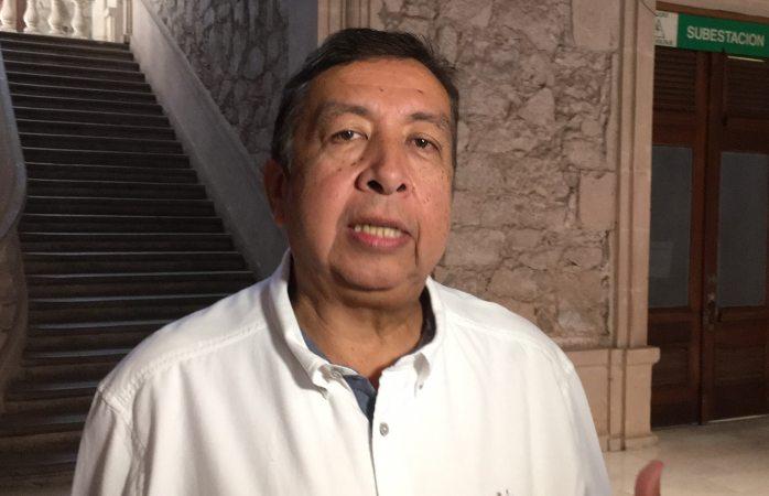 Toca a fiscalía abogar por sueldos de mps: Jáuregui