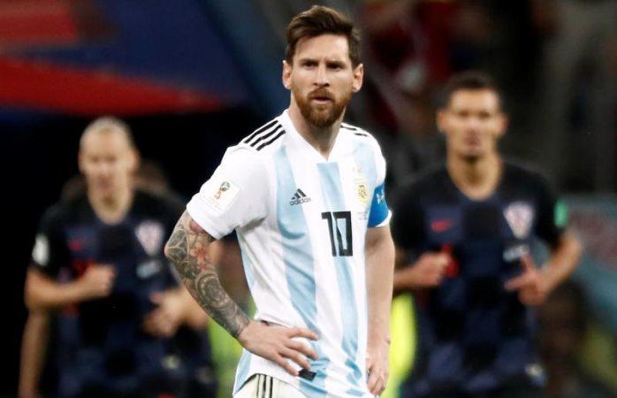 Golea Croacia 3-0 a Argentina