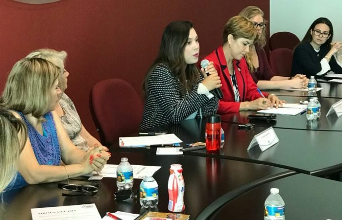 Escuchan mujeres empresarias propuestas de Mónica Meléndez